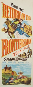 Return of the Frontiersman - Movie Poster (xs thumbnail)