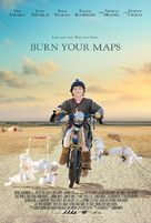 Burn Your Maps - Movie Poster (xs thumbnail)