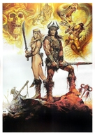 Conan The Barbarian - Italian Key art (xs thumbnail)