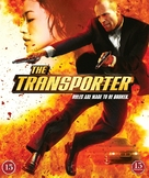 The Transporter - Danish Blu-Ray cover (xs thumbnail)