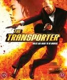 The Transporter - Danish Blu-Ray movie cover (xs thumbnail)