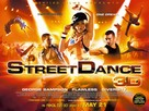 StreetDance 3D - British Theatrical poster (xs thumbnail)