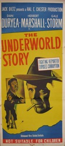 The Underworld Story - Australian Movie Poster (xs thumbnail)