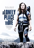 A Lonely Place to Die - Movie Poster (xs thumbnail)
