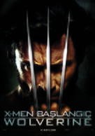 X-Men Origins: Wolverine - Turkish Movie Poster (xs thumbnail)