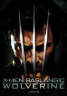 X-Men Origins: Wolverine - Turkish Movie Poster (xs thumbnail)