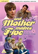 """And Mother Makes Five"" - British DVD cover (xs thumbnail)"