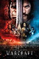 Warcraft - Danish Movie Poster (xs thumbnail)