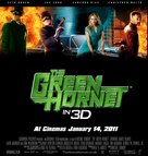 The Green Hornet - British Movie Poster (xs thumbnail)