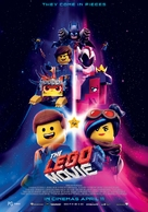 The Lego Movie 2: The Second Part - New Zealand Movie Poster (xs thumbnail)
