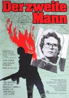 The Amateur - German Movie Poster (xs thumbnail)