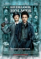 Sherlock Holmes - Dutch Movie Poster (xs thumbnail)