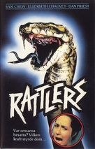 Rattlers - Swedish VHS cover (xs thumbnail)