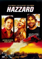 The Dukes of Hazzard - Italian DVD cover (xs thumbnail)