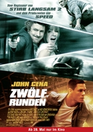 12 Rounds - German Movie Poster (xs thumbnail)