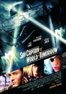 Sky Captain And The World Of Tomorrow - German Movie Poster (xs thumbnail)
