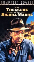 The Treasure of the Sierra Madre - VHS cover (xs thumbnail)