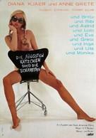 Dagmars Heta Trosor - German Movie Poster (xs thumbnail)