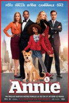 Annie - Canadian Movie Poster (xs thumbnail)