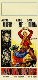 Ride Clear of Diablo - Italian Movie Poster (xs thumbnail)