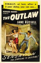 The Outlaw - Re-release poster (xs thumbnail)