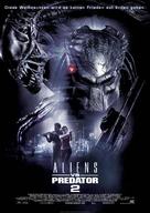 AVPR: Aliens vs Predator - Requiem - German Movie Poster (xs thumbnail)