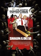 Shaun of the Dead - French Movie Poster (xs thumbnail)