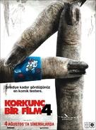 Scary Movie 4 - Turkish Movie Poster (xs thumbnail)