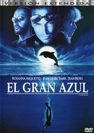 Le grand bleu - Spanish DVD movie cover (xs thumbnail)