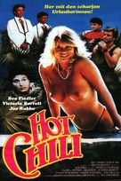 Hot Chili - German Movie Poster (xs thumbnail)