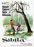 Les dimanches de Ville d'Avray - Spanish Movie Poster (xs thumbnail)