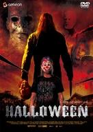 Halloween - Japanese DVD movie cover (xs thumbnail)