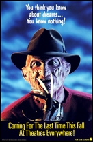 Freddy's Dead: The Final Nightmare - Movie Poster (xs thumbnail)