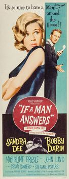 If a Man Answers - Movie Poster (xs thumbnail)