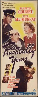 Practically Yours - Movie Poster (xs thumbnail)