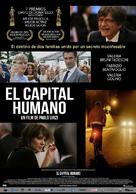 Il capitale umano - Argentinian Movie Poster (xs thumbnail)