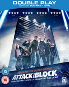 Attack the Block - British Blu-Ray movie cover (xs thumbnail)