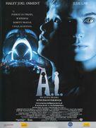 Artificial Intelligence: AI - Polish Movie Poster (xs thumbnail)