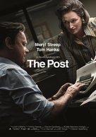 The Post - Lebanese Movie Poster (xs thumbnail)