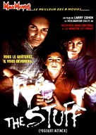 The Stuff - French Movie Cover (xs thumbnail)