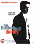 The Basketball Diaries - French Movie Poster (xs thumbnail)
