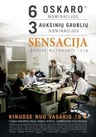 Spotlight - Lithuanian Movie Poster (xs thumbnail)