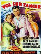 Flight to Tangier - Belgian Movie Poster (xs thumbnail)
