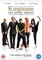 Kingsman: The Secret Service - British Movie Cover (xs thumbnail)