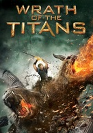 Wrath of the Titans - DVD cover (xs thumbnail)