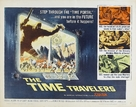 The Time Travelers - Movie Poster (xs thumbnail)
