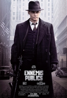 Public Enemies - Canadian Movie Poster (xs thumbnail)