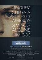 The Social Network - Portuguese Movie Poster (xs thumbnail)