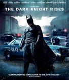 The Dark Knight Rises - Blu-Ray movie cover (xs thumbnail)
