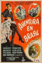 The Thrill of Brazil - Argentinian Movie Poster (xs thumbnail)
